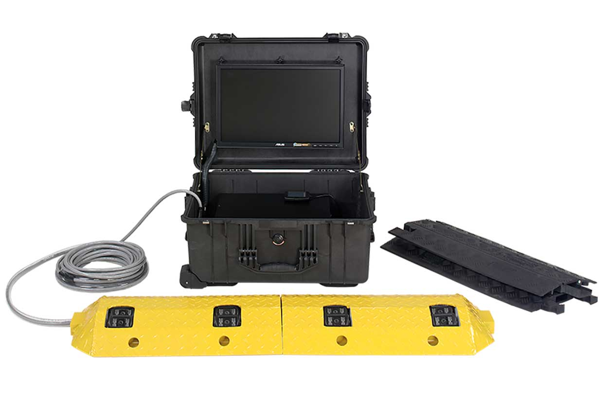 LowCam VI108 Under Vehicle Inspection System